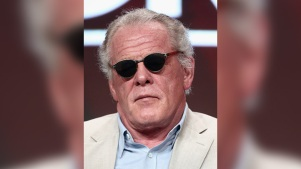 Nick Nolte Receives Star on Hollywood Walk of Fame