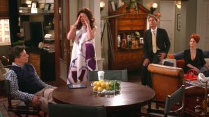 'Will and Grace' Cast Reunites For Pro-Clinton Video