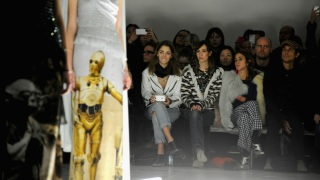 "Rodarte's ""Star Wars"" Couture at NY Fashion Week"