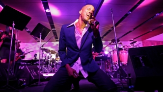 Tevin Campbell Performs at Essence Fest