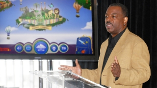 "Burton Launches Kickstarter for ""Reading Rainbow"""