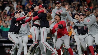 Top Sports Photos: Washington Nationals Win World Series, and More