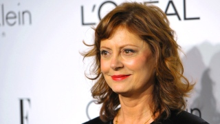 Susan Sarandon Leads Burning Man Ceremony for Timothy Leary