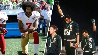 Memorable Protests by Athletes Through the Years