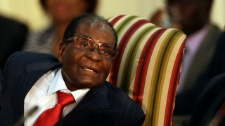 World Health Organization Revokes Appointment of Mugabe