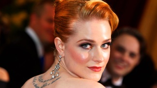 """Evan Rachel Wood on Skinny-Dipping with """"Ides Of March"""" Cast"""