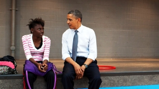 White House Photographer's Fave Photos of 2012