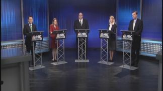 Name Calling at Senate Debate