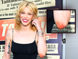 Eww! Celebrities: Courtney Love