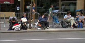Fans Camp Out for Tickets to the 'SNL' Season Finale