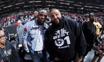 DJ Khaled, Mayweather Settle Over Digital Coin Promotions