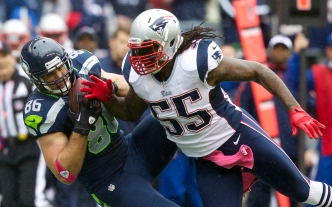 Patriots Release Brandon Spikes