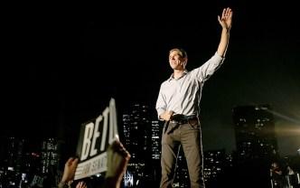Beto O'Rourke Raised $38.1 Million in Last Three Months