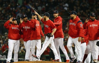 Sale Strong as Red Sox Beat Yankees 5-4 in ALDS