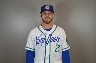 Yard Goats Relief Pitcher Matt Pierpont Named to 2018 Eastern League All-Star Team