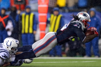 Report: Pats Used 11 Under-Inflated Footballs