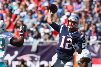 Back in Business: Patriots Rout Dolphins, Improve to 2-2