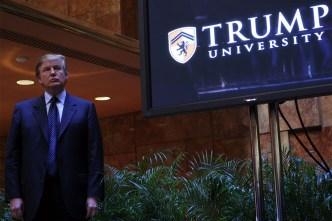 Trump U Staff Included Drug Trafficker, Child Molester