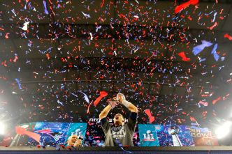New England Patriots Super Bowl Victory Parade Plans Set