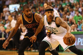 Megatrade! Celts Deal Isaiah Thomas, Others for Kyrie Irving