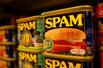 Thieves Target Cans of Spam at Hawaii Stores