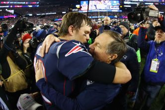 'Brady a Beast': Social Reaction Pours in After Pats Win AFC