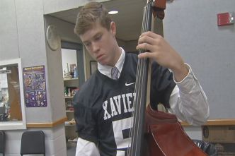 String Band Grows at Xavier High School