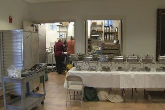 Westport Church Holds Feast, Helps Sandy Victims