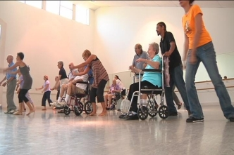 Dance Offers Powerful Treatment for Parkinson's Patients