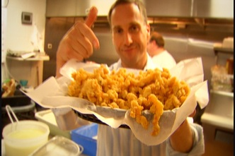 Feast TV: Rockin' Rob's Seafood