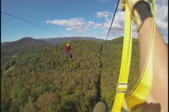 This Weekend: Ziplining