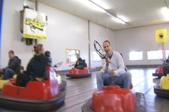 This Weekend: Whirleyball