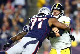 Patriots Pummel Pittsburgh in Season Opener