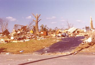 The 1979 Windsor Locks Tornado