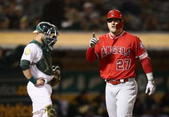 Mike Trout and the Angels Are Close to Historic Deal: Report