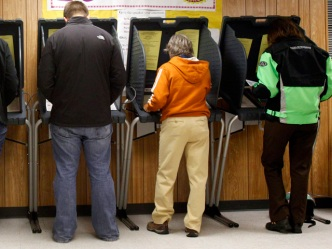 Complaints at Polls Over Write-In Candidates