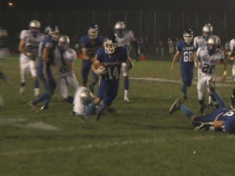 Sweet Revenge: Southington Beats Glastonbury 33-14