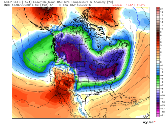 Arctic Outbreak - Big Cold on the Way