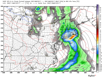 Weekend Nor'Easter Update