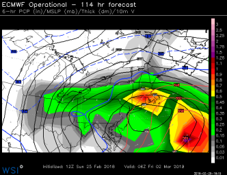 Friday Nor'Easter