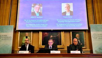 Yale Professor Wins Economics Nobel Prize