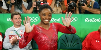 Biles Brazilian Boyfriend to Zac Efron: I Saw Her First