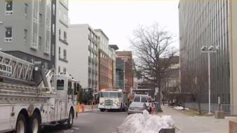 Evacuations Underway Due to Gas Leak in New Haven