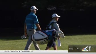 Travelers Championship Day Two