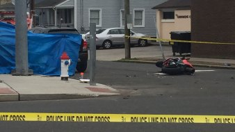Fatal Motorcycle Crash in West Haven