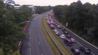 Route 2 in East Hartford Reopens After Multi-Car Crash