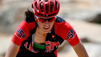 Lea Davison Aims for Podium in Mountain Biking