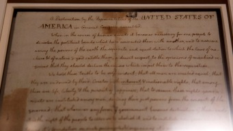 FB Flags Declaration of Independence Passage as Hate Speech