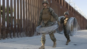 US to Keep About 4,000 Troops at Border Through January