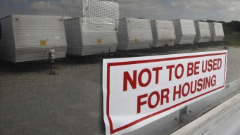 This Time, FEMA Isn't Responding to Hurricanes With Trailers